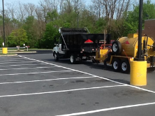 Sealcoating Line Striping Services in Maryland