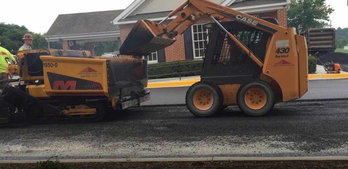 Asphalt Repairs in Maryland
