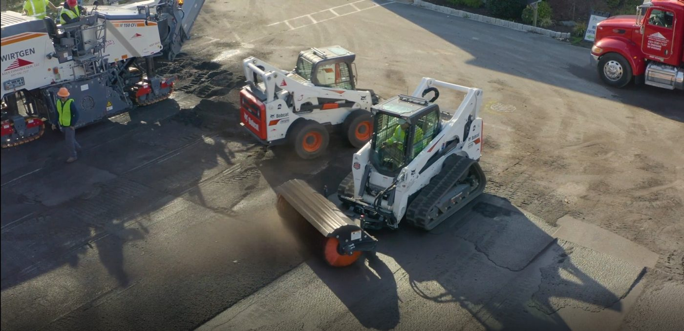 Commercial Paving Company Maryland